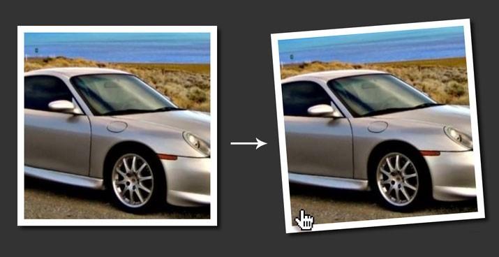 15 эффектов для изображений (используем только CSS3)